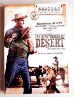 Les aventuriers du désert - Randolph SCOTT / John STURGES - dvd Très bon état