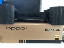 Oppo BDP-103D Darbee Edition 3D Blu Ray Player - Excellent IN BOX!