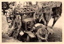 Poln. PKW Polski-Fiat erobert bei Lublin Polen