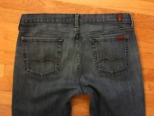 7 Seven for all mankind jeans sz 25 skinny roxanne  Good condition