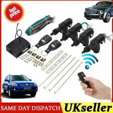Universal Car Remote Keyless Central Door Locking KIT Alarm Entry System Auto UK