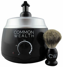 Common Wealth INTERNATIONAL 220V Pro Hot Lather Machine Barber Latherizer King