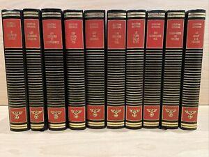 Lot Christian Bernadac - 10 Livres Reliés 2nd Guerre Mondiale
