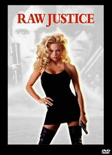 RAW JUSTICE (1994) David Keith, Robert Hays, Pamela Anderson ALL REG DVD
