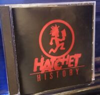 Insane Clown Posse - Hatchet History CD Divx 4008 Twiztid Esham Anybody Killa