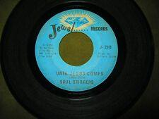 Soul Stirrers - Stand By Me / Until Jesus Comes - Soul Gospel 45 RPM - VG+ Vinyl