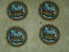 United Staes Army iron on appliques
