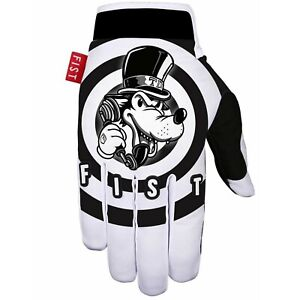 Fist Handwear Gloves Bmx Mtb Dh Downhill Cycling Mx Motocross Atv TOP DOG SKITZ