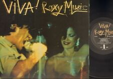 ROXY MUSIC Viva Roxy Music LP NMINT foc GATEFOLD Bryan FERRY Phil Manzanera