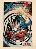 Astonishing X-Men #13 Land cover Marvel Comic 1st Print 2018 unread NM