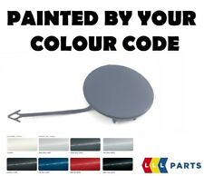 AUDI A4 8K 12-15 NEW FRONT BUMPER TOW HOOK COVER CAP PAINTED BY YOUR COLOUR CODE