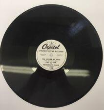 Capital Records, Vinyl LP #1124, #1108, #1065, #1132  lot of 4