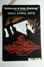 THE BLOOD OF MY BROTHER BERENDS MINI POSTER BACKER CARD (NOT A movie)