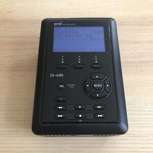 Focus Enhancements FS-4 HD Portable DTE Recorder mit OVP 120GB