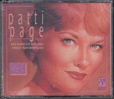 Reader's Digest PATTI PAGE Greatest Hits & Finest Performances 3 CD BRAND NEW