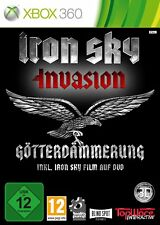 IRON SKY - Invasion - Götterdämmerung édition Xbox 360 NEUF + EMBALLAGE ORIGINAL