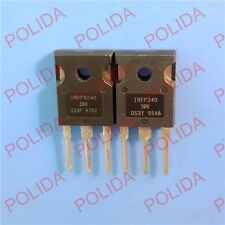 1pairs Power MOSFET IR/VISHAY/HARRIS IRFP240/IRFP9240 IRFP240PBF/IRFP9240PBF