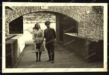 Foto-Ulm-Gebäude-Architektur-Soldat-Offizier-Beobachterabzeichen-1.WK-1941-49