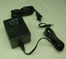 AC transformer 14 volt DC 2000ma 60hz 120v UL 2 prong 2 AMP 6 FOOT CORDS 2MM 5.5