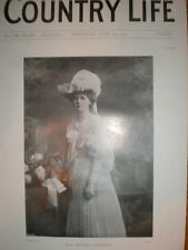 Photo Miss Bettine Cavendish 1904 UK