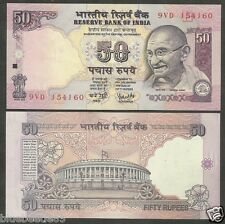 ★★ F-24 ~ 50 Rupees Dr.Y.V Reddy 'E' Inset ~ 2003-04 ~ UNC ★★ bb85