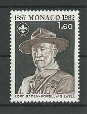 Monaco/75 ans scouts MiNr 1538 **