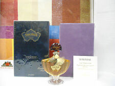 VINTAGE SHALIMAR PARFUM GUERLAIN 1.0 OZ / 30 ML BACCARAT CRYSTAL COLLECTION