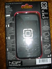INCIPIO FEATHER ULTRA THIN CASE FOR IPHONE 3G & 3GS BLACK