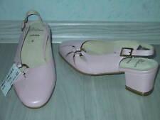 Damenschuh Slingpumps NEU Gr. 36 G in rosa & Nappaleder sehr edel
