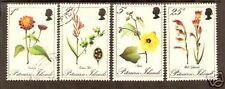 PITCAIRN ISLANDS 1970 FLOWERS Set of 4 values