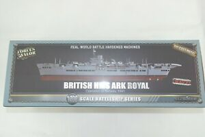 FORCES OF VALOR 1:700 HMS ARK ROYAL BRITISH AIRCRAFT CARRIER NORWAY 1941