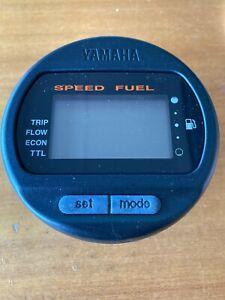 Yamaha Marine Speedo/fuel Gauge
