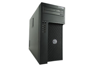 dell precision T1650 INTEL CORE I3 8G HDD500 NVIDIA QUADRO 600 WINDOWS 7 PRO
