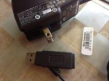 New Genuine HP Mobile USB DVD drive Power Adapter - A2U57AA