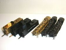 Key Model Trains N Scale NYC H-10b Steam Locomotives (Brass body only, 3 sets)