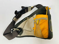Nathan Running Bottle Belt | Grey/Yellow * Read DESCRIPTION