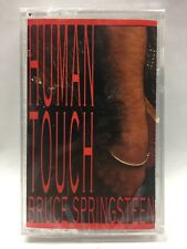 BRUCE SPRINGSTEEN * Human Touch COLUMBIA [Cassette Tape] NEW & FACTORY SEALED
