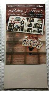 Creative Memories | Disney Mickey & Friends Combination Pack | 2002