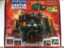 2002 He-Man Castle Grayskull  Masters of the Universe Gray Skull MOTU NEW SEALED