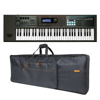 Roland JUNO-DS61 JUNO DS 61-key Synthesizer & CB-B61 Keyboard Bag New