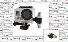 + External Microphone for GOPRO hero 2 kit Go Pro sound upgrade (skeleton mic )+