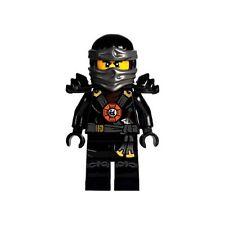 LEGO Ninjago - Cole - Round Torso Emblem, Armor - Minifig / Mini Figure