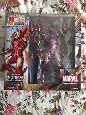 Kaiyodo Revoltech Amazing Yamaguchi Iron Man Bleeding Edge New US SELLER