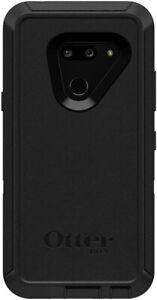 OtterBox Defender Series Case & Belt Clip Holster for LG G8 ThinQ - Black