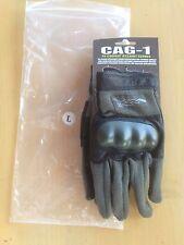 Wiley X CAG-1 G232LA FR Flame Resistant Combat Tactical Assault Gloves,Large,Grn