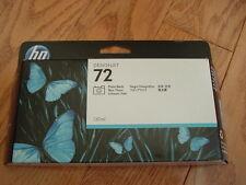 12/2018 ! HP-72 Photo Black (C9370A) 130ml Genuine HP ink cartridge.NEW!UNOPENED