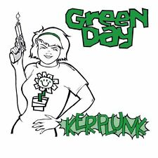 "GREEN DAY - Kerplunk! (Vinyl LP, includes original 7"", Jan-1992, Lookout) - NEW"