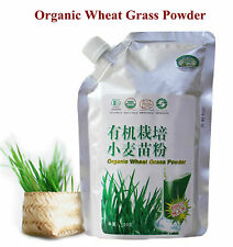 2 Packs(150g/pack) CERTIFIED ORGANIC Young Wheat Grass Powder 300g Total