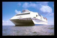 SIM0223 - Stena Line Ferry - Stena Discovery , built 1997 - postcard