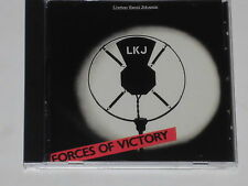 Linton Kwesi Johnson-Forces of Victory-CD